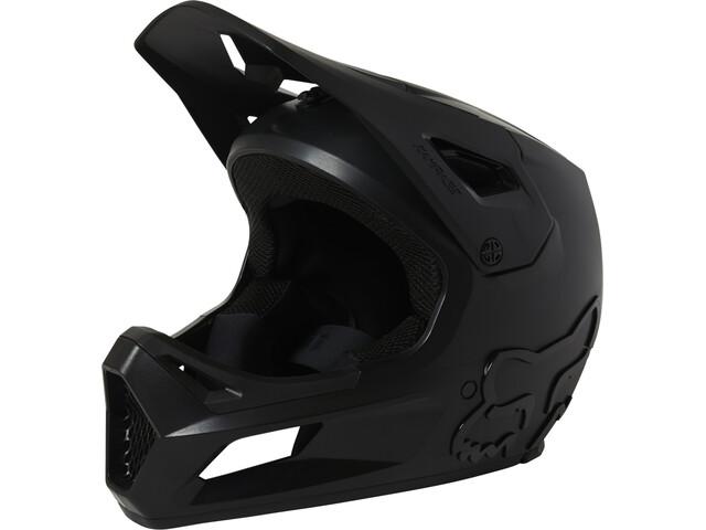 Fox Rampage Helmet Youth, czarny